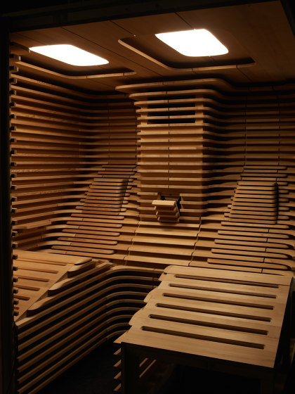 Sauna BIORHYTHM by Klafs my Sauna and Spa | Saunas