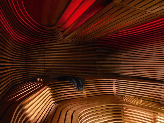 Sauna BIORHYTHM by Klafs my Sauna and Spa | Saunas