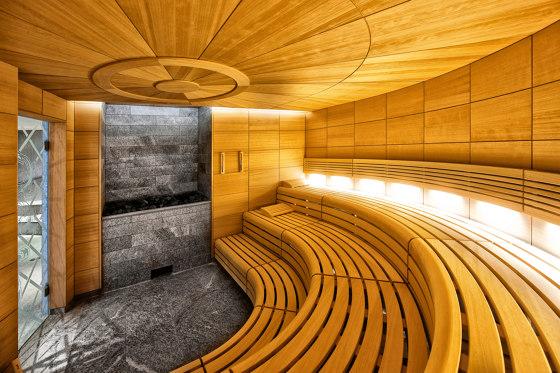 Sauna Eden Roc Spa by Klafs | Saunas