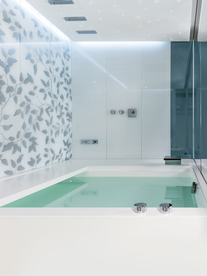 D12 Vario Onsen room by Klafs my Sauna and Spa | Steam rooms