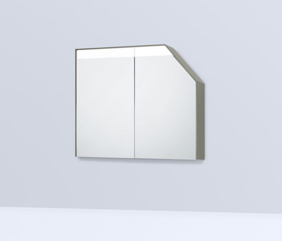 Claro by SAMOO   Mirror cabinets