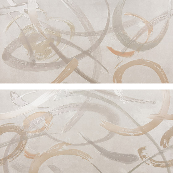 Concrete White | Arte by Rondine | Ceramic tiles