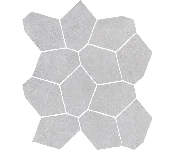 Concrete Light Grey | Mosaico de Rondine | Carrelage céramique