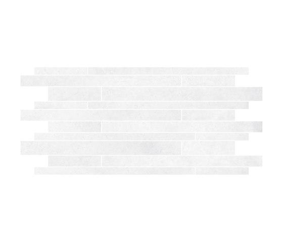 Concrete White | Muretto di Rondine | Piastrelle ceramica