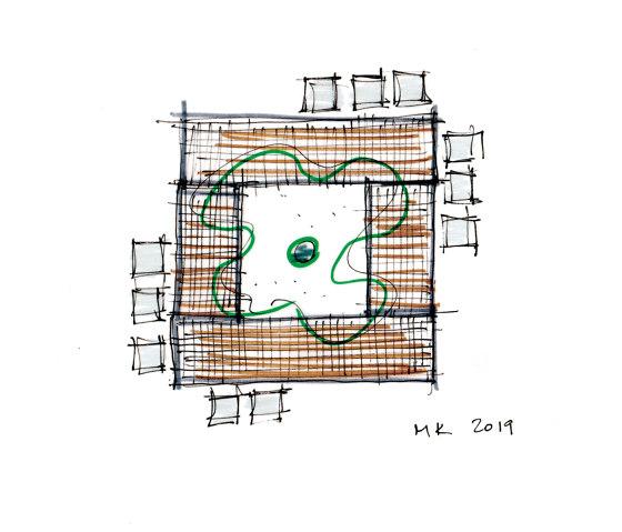 Quadrado armchair by Minotti | Armchairs