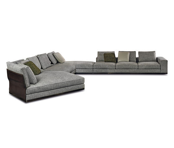 West by Minotti | Sofas