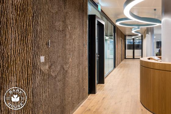 Bark House® Poplar Bark Wall Panels by Freund   Wood panels