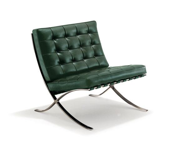 Barcelona Chair Limited Edition de Knoll International | Fauteuils