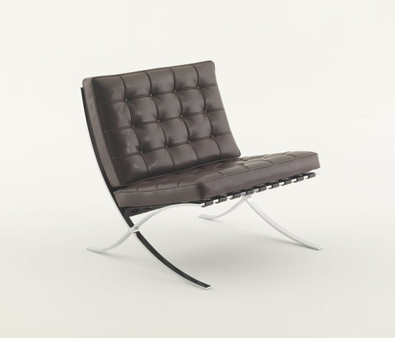 Barcelona Chair by Knoll International | Armchairs