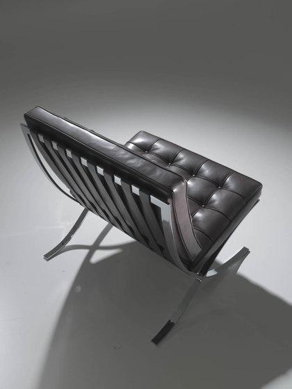 Barcelona Chair de Knoll International | Fauteuils