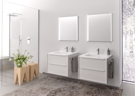 Barra by Berloni Bagno | Bath mirrors