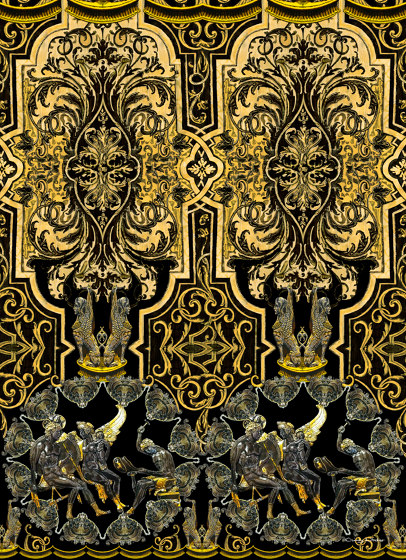 Angels | artist wallpaper by Ginny Litscher | Wall coverings / wallpapers
