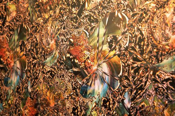 Fata Morgana | artist wallpaper by Ginny Litscher | Wall coverings / wallpapers