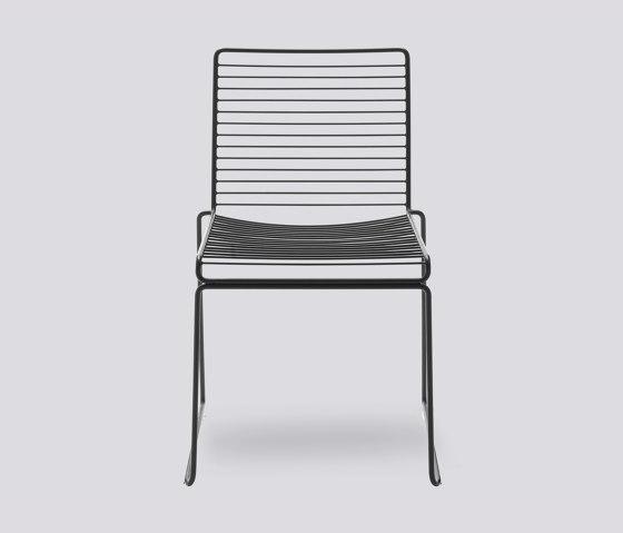 Hee Dining Chair de HAY | Sillas