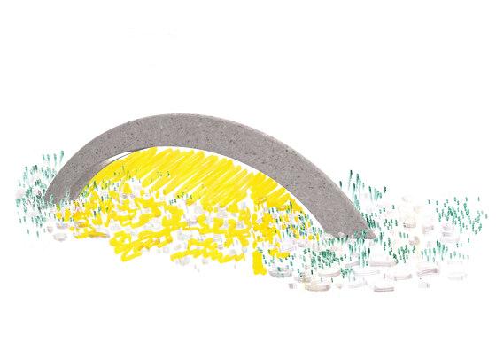 Pont de martinelli luce | Encastrés sol extérieurs