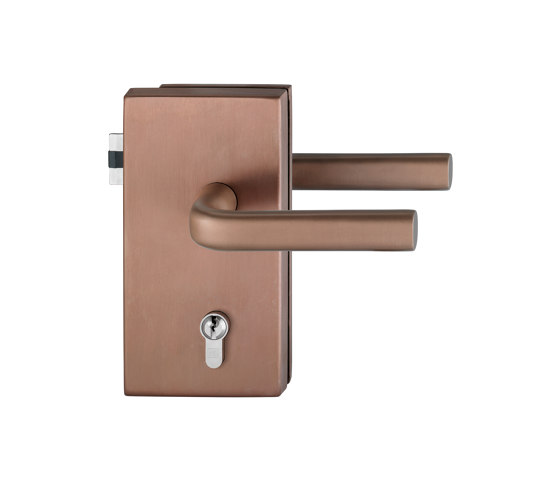 FSB 1242 Glass-door hardware by FSB   Handle sets for glass doors