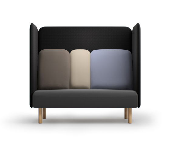 August sofa by Softrend   Sofas