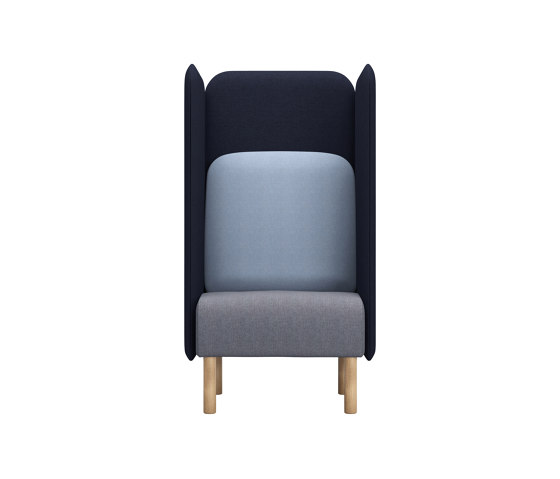 August armchair by Softrend | Armchairs