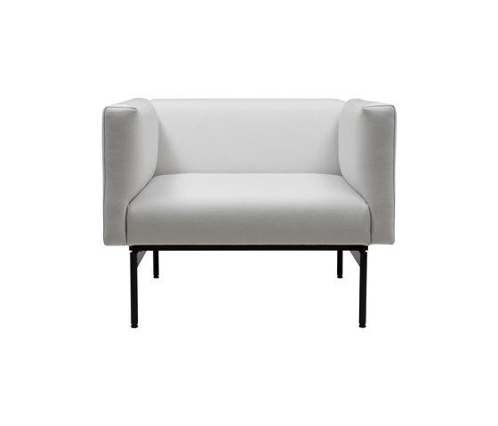 Sans armchair  low von Softrend | Sessel
