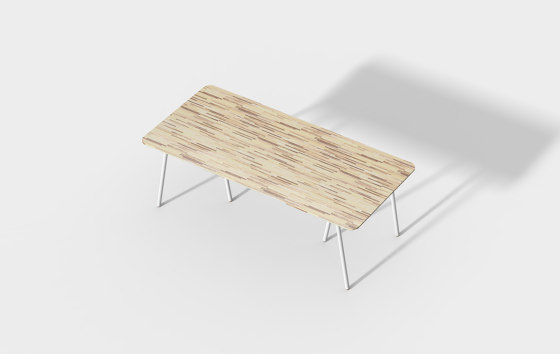 Table Stockholm by Cartoni Design | Dining tables
