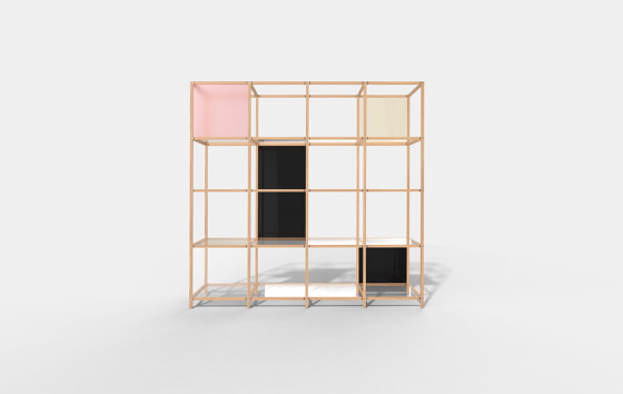 Cabinet Connect by Cartoni Design | Shelving