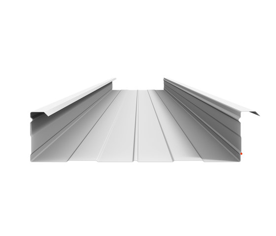 Cassette lower shell by Domico   Facade systems