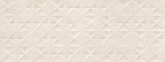 Lanai-R Crema di VIVES Cerámica | Piastrelle ceramica