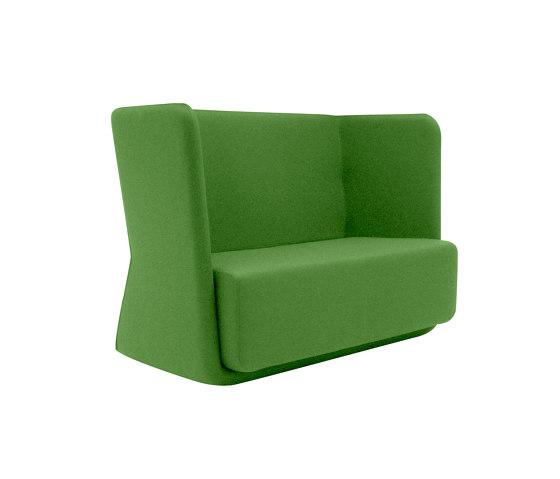 BASKET Sofa - Niedrig von SOFTLINE | Sofas