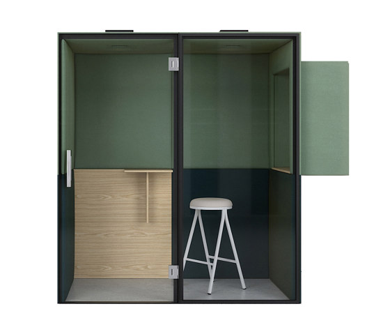 Boston Double Phonebooth by Casala | Telephone booths