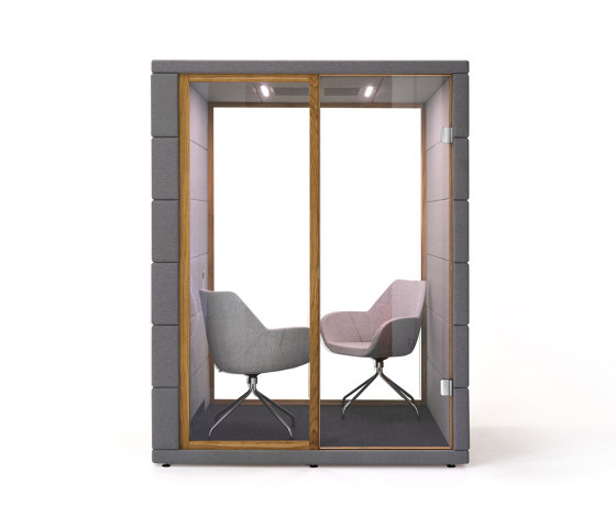 MICROOFFICE CUBIQ by SilentLab   Telephone booths
