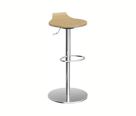 Ravelle IV by Casala | Bar stools