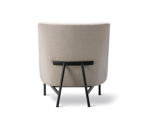 A-Chair Metal Base by Fredericia Furniture | Armchairs