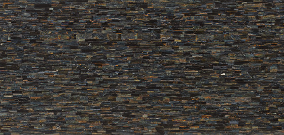 Blue Tiger Eye by Caesarstone | Mineral composite panels