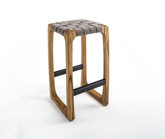 Bungalow Outdoor Bar Stool by Riva 1920 | Bar stools