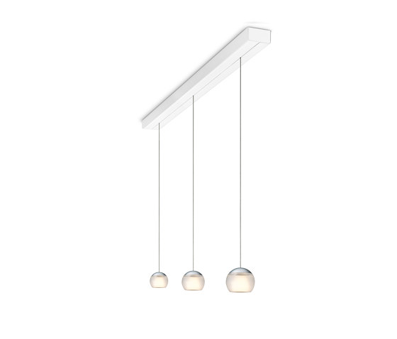 Balino - Pendent Luminaire by OLIGO | Suspended lights