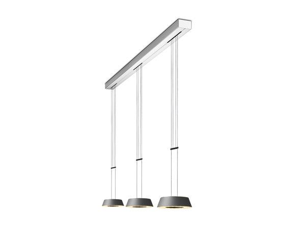Glance - Pendent Luminaire by OLIGO | Suspended lights