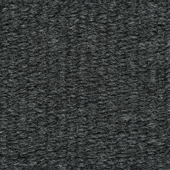 Häggå Melange   Natural Black 5007 by Kasthall   Rugs