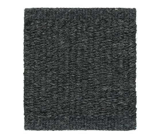 Häggå Melange | Natural Black 5007 by Kasthall | Rugs