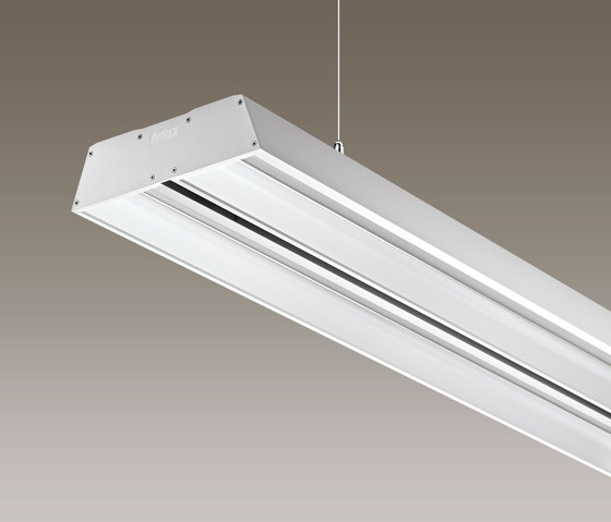 Suspended projector SPLIT by Tulux | Suspended lights