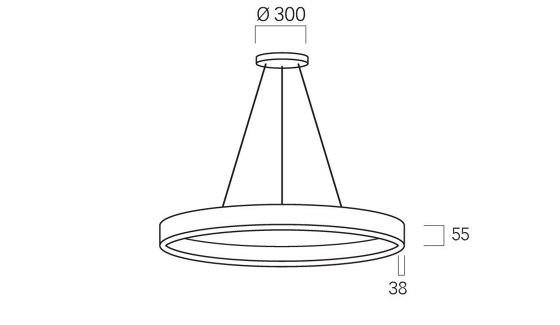 Ringo Star Slim G6/P6 de Lightnet | Suspensions