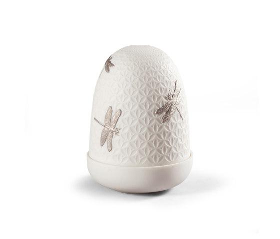 Dome   Dragonflies Table Lamp de Lladró   Luminaires de table