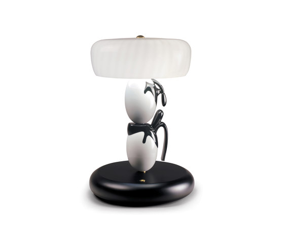 Hairstyle (I/U) Table Lamp (CE) de Lladró | Luminaires de table
