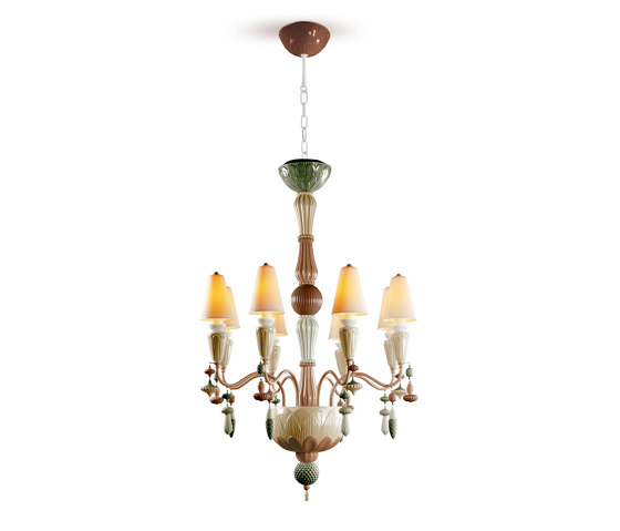 Ivy and Seed 8 Lights Chandelier | Spices (CE/UK) de Lladró | Chandeliers