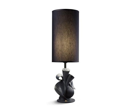 Naturofantastic Living Nature Table Lamp | Black (CE) de Lladró | Luminaires de table
