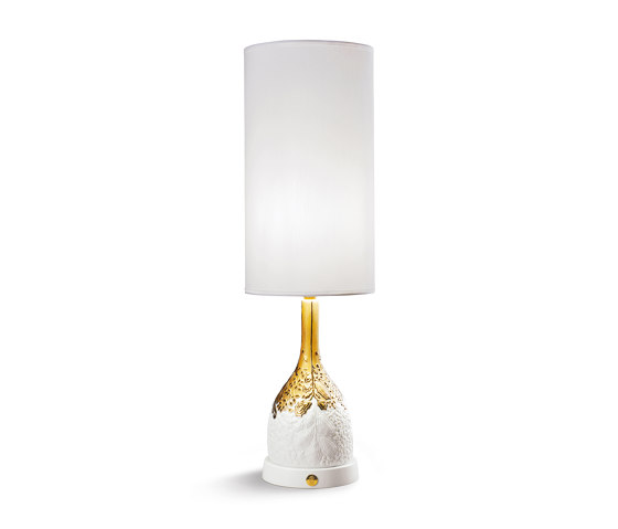 Naturofantastic Organic Nature Table Lamp | Golden Luster (CE) by Lladró | Table lights