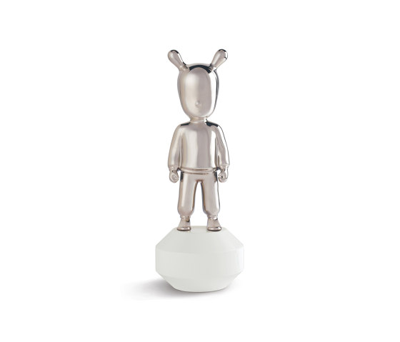 The Guest Silver Figurine | Small Model by Lladró | Objects
