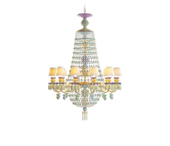 Winter Palace 12 Lights Chandelier | Côte d'Azur (CE/UK) de Lladró | Chandeliers