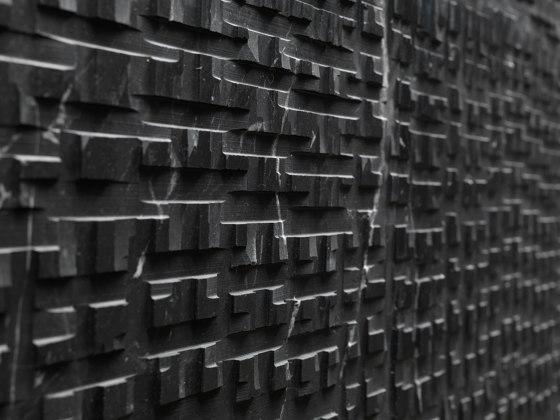 Rilievo   Polis de Lithos Design   Dalles en pierre naturelle