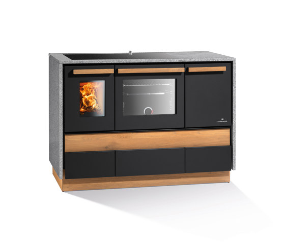 Dachstein Alpin by Lohberger | Wood fired stoves