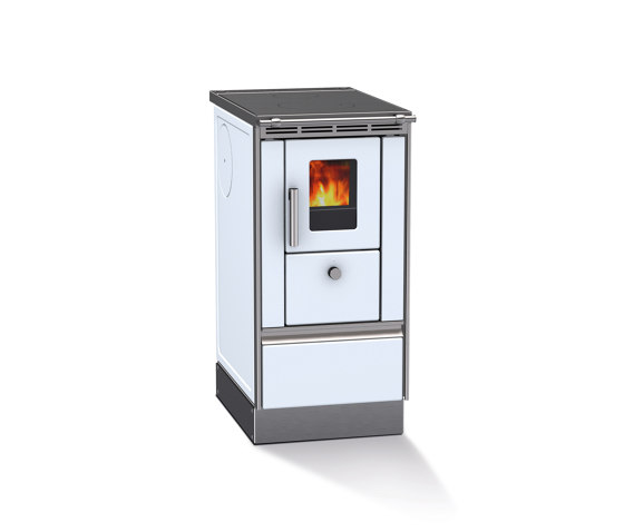 Rega 40 by Lohberger   Wood fired stoves